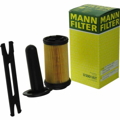 MANN Harnstofffilter U 5001 KIT für Toyota Avensis /_T22/_ 2.0 T25/_ 1.8 2.4