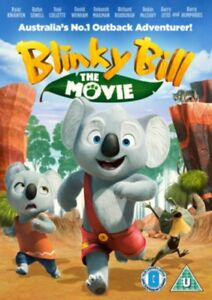 Blinky-Bill-The-Movie-DVD-Nuovo-DVD-CDR3779
