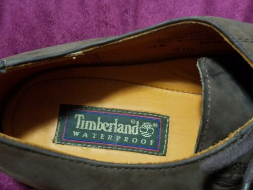 Earthkeepers Chaussures Hommes Oxford Imperméable Timberland 13 Cuir Pour Sz 354jRcALq