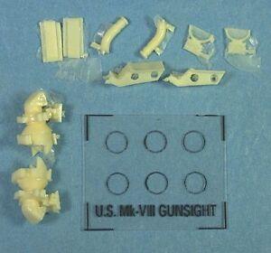 GP32118 GasPatch Models 1//32 scale resin detail Vane Gun Sights