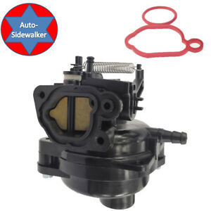 Details about Carb for 592361 Lawn Mower Carburetor Briggs and Stratton  592-361 Garden Kit