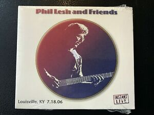 Instant-Live-Phil-Lesh-and-Friends-Palace-Theater-Louisville-KY-7-18-06-3-CDs