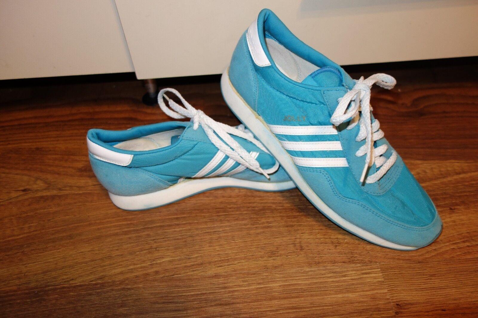 Vintage degli anni '80 '80 '80 adidas jolly blu, taglia molto buoni | Eccezionale  5718ab