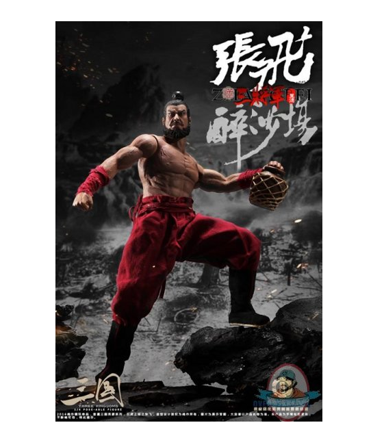 1/6 O-Soul Models Series Three Kingdoms Zhang Fei OS-1514