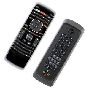 VIZIO M3D550KDE M3D470KDE M3D550KD 3D XRT303 Qwerty keyboard remote Control