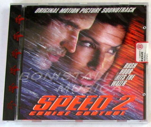 SPEED 2 CRUISE CONTROL - SOUNDTRACK O.S.T. - CD Sigillato