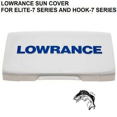 Lowrance 000-11069-001 Sun Cover Elite-7 Series And Hook-7