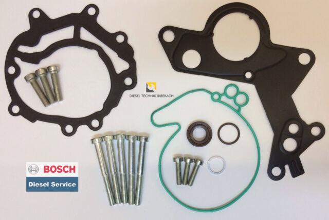Dichtsatz Reparatursatz Vakuumpumpe Kraftstoffpumpe Tandem Pumpe  Düse TDI