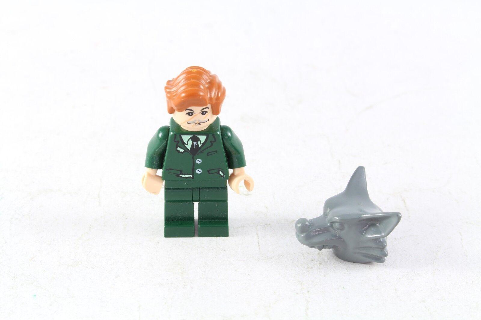 Lego Harry Potter Professor Remus Remus Remus Lupin 4758 Minifigure Genuine Very Good a78462