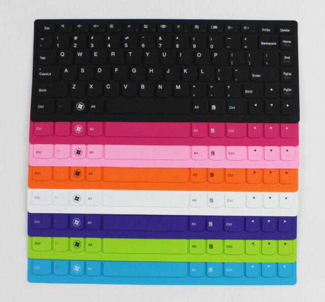 US Keyboard Skin Cover for LENOVO IBM IdeaPad U310 U300S U400 U410 S300 S400