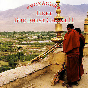 FREE US SHIP. on ANY 3+ CDs! NEW CD Various Artists: Voyager: Tibet - Buddhist C
