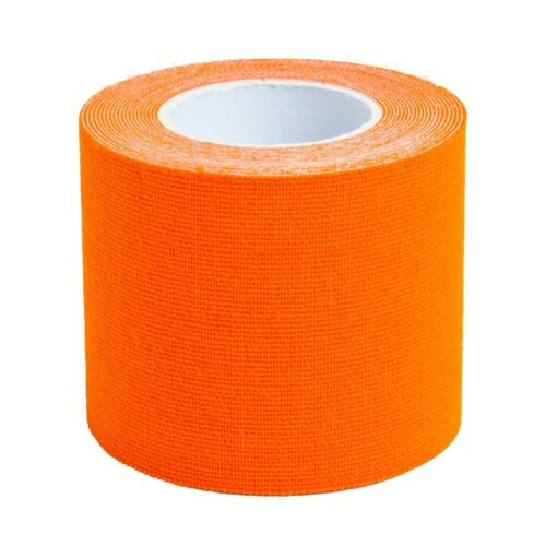 TAPE KINESIOLOGY MUSCLE SUPPORT SPORTS PHYSIO INJURY KT ELASTIC STRAIN ROLLS
