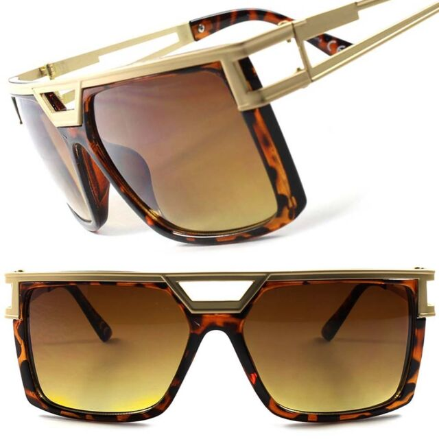 Billionaire Famous Rich Swag Hip Hop Rapper Mens Womens Retro Square Sunglasses