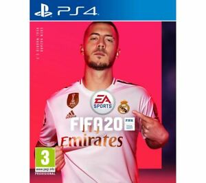 PS4 FIFA 20 Video Game - Currys