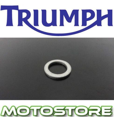 TRIUMPH 650 DAYTONA GENUINE SUMP WASHER 2005-2012 ENGINE DRAIN