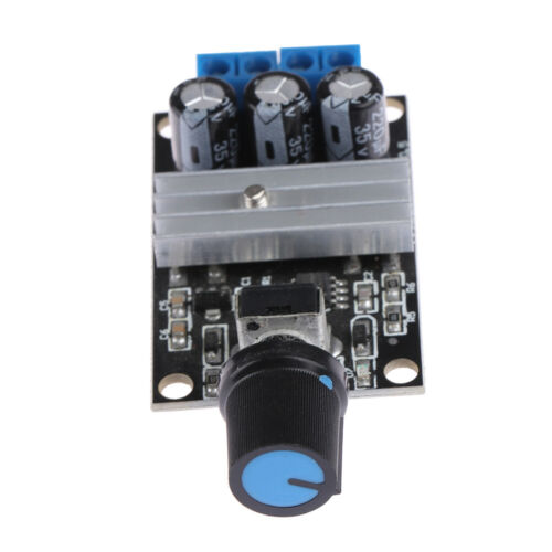 DC 5V-16 V Motor Drehzahlregler PWM LED-Dimmer 10A Ultra Switch Modu FT