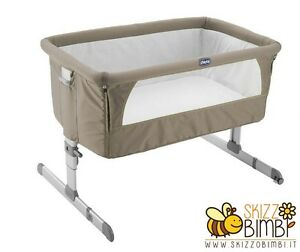 Culla-Chicco-Co-sleeping-Next-2-Me-DOVE-GREY