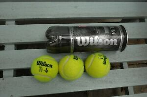 Wilson-Titanium-Select-Tennis-Balls-for-all-courts-Tube-of-3-balls