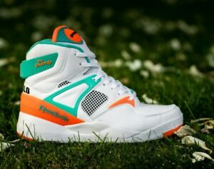 cf6f5f3fddc Reebok x Titolo Pump 25th Anniversary Back To The 80 s OG Limited ...