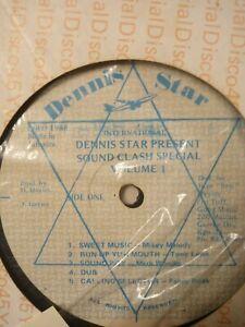 Dennis Star Presents Soundclash Special Vol. 1 - Various Artists - Vinyl LP 1988