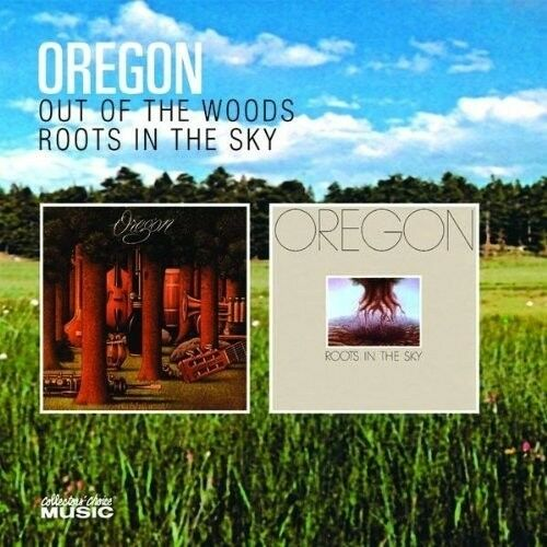 Oregon - Out Of The Woods / Roots In The Sky [New CD] UK - Import