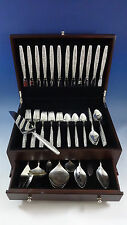 Valencia by International Sterling Silver Flatware Service 12 Set 71 Pieces