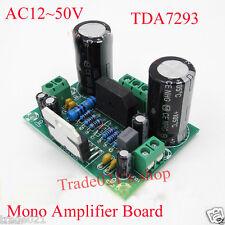 TDA7293 85W 100W Mono Audio AMP Amplifier Board ± AC12~50V Update vision TDA7294