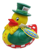The Mad Quacker Rubber Duck From Yarto