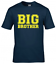miniature 16 - Big Brother T-Shirt Kids Baby Grow Brother Outfit Tee Top
