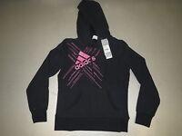 Damen Kapuzen Sweatshirt NA Hoody Orig adidas Gr. S M L neu women hoody blk
