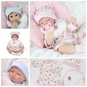 XMAS GIFTS LIFELIKE NEWBORN BABY GIRL BOY DOLLS REALISTIC REBORN DOLL UK ARTIST
