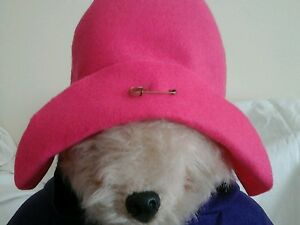 See other listings NEW BLACK   Hat For  Your Gabrielle Paddington Bear