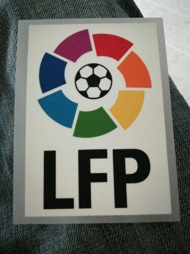 PATCH BADGE  2004-16 LFP Player Issue TOPPA Sipesa La Liga