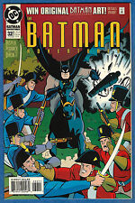 BATMAN ADVENTURES # 32  DC Comics 1995 (fn-vf)