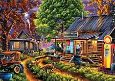Buffalo Games The General Store by Geno Peoples - 300 Largepiece Jigsaw Puzzle
