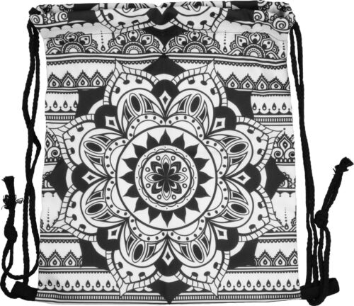 Turn BUSTINA SACCHETTO SPORT con shoppingbag fullprint coulisse-Diverse Designs