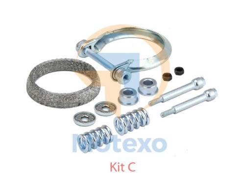FK80148C Exhaust Fitting Kit for Diesel Catalytic Converter BM80148 BM80148H