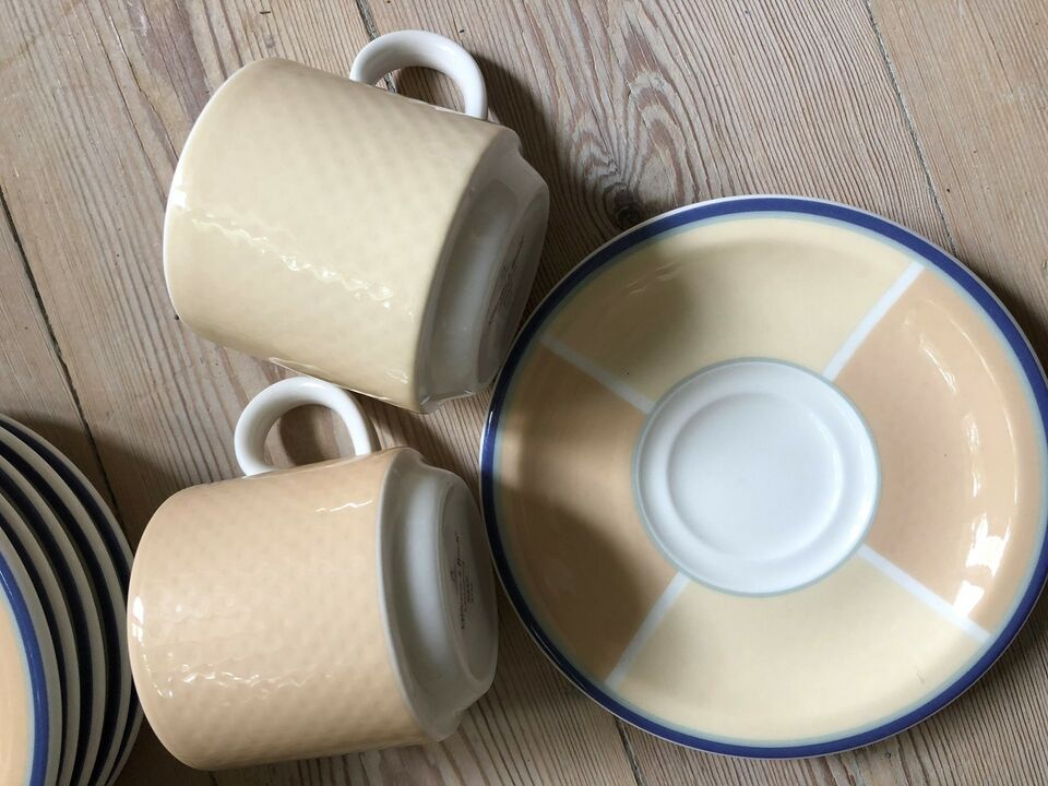 Porcelæn, Kaffekopper, Villeroy & Boch