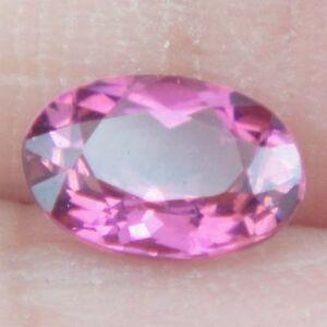 0.43 Ct ~ Dazzling Natural Lustrous Pinkish Red Tourmaline Loose Gemstone