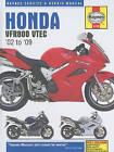 Honda VFR800 VTEC Service and Repair Manual: 2002 to 2009 by Matthew Coombs (Hardback, 2009)