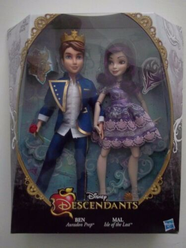 "King Benjamin Two-Pack Descendants Ben And Mal 11/"" Dolls Set"