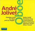 Andr' Jolivet: Chamber Music for Oboe and Cor Anglais (CD, Sep-2013, Oehms Classics)