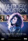 Whitney Houston - The Greatest Love Of All - A Tribute (DVD, 2012)