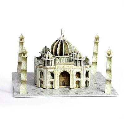 Taj Mahal (Mini) 3D Cardboard Puzzle FREE Post From NSW Australia