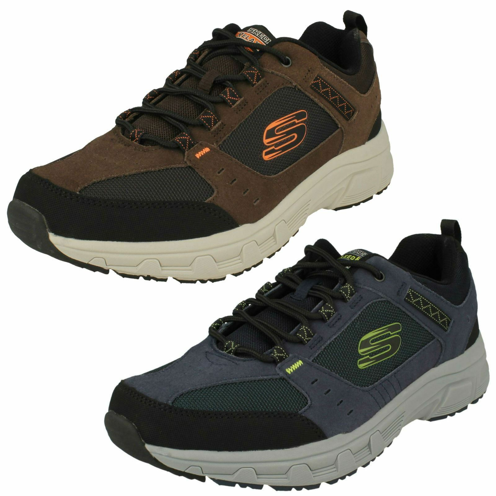 Mens Skechers Outdoor Oak Canyon - 51893 Lace Up Trainers