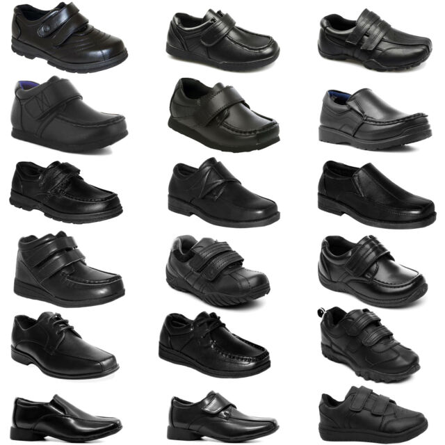 Ricosta Becky Girls Black Leather Medium Fit School Shoes 100/% Positive Reviews