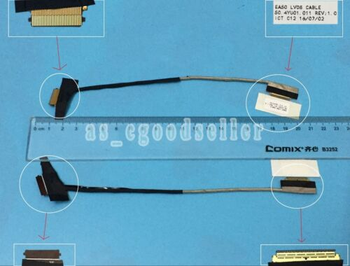 NW LCD LED Screen Video Cable For Acer Aspire E1-522 E1-522G series 50.4YU01.001