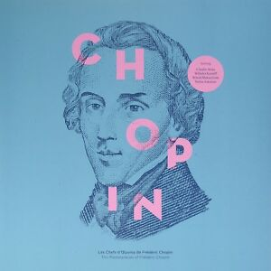 FREDERIC-CHOPIN-THE-MASTERPIECES-OF-180G-VINYL-LP-NEW