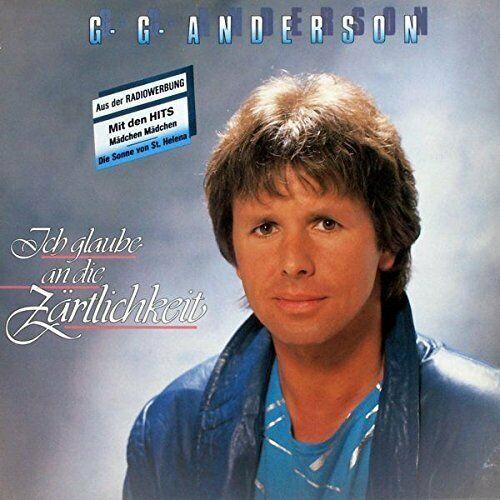 G.G. Anderson Ich glaube an die Zärtlichkeit (1986)  [LP]