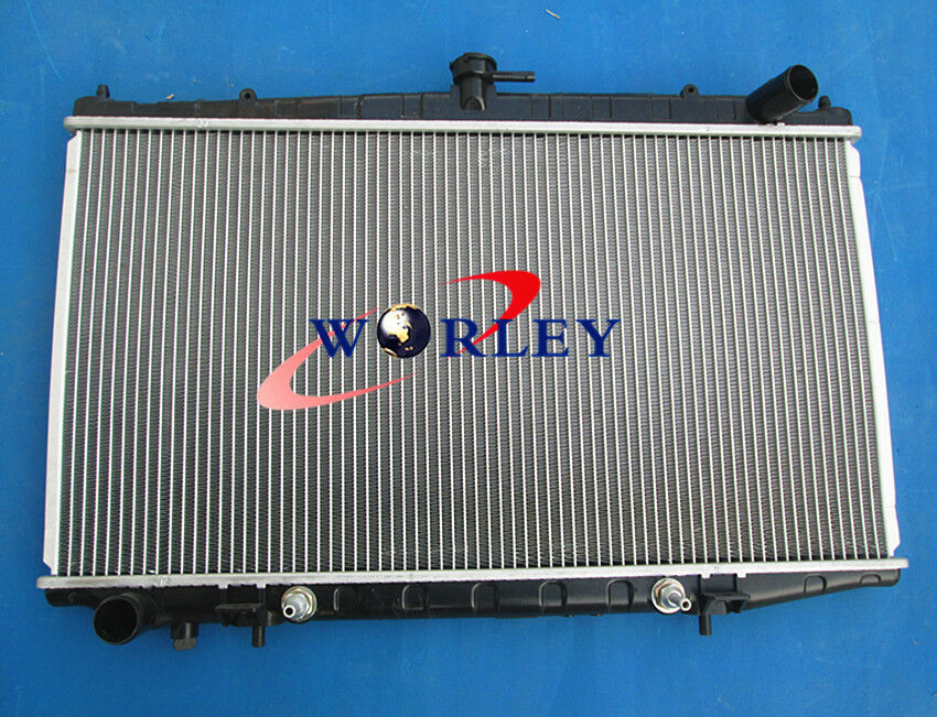 Aluminum Core Radiator For 1993-2001 Nissan Altima 2.4 L4 4Cyl Mt Cooling Manual